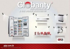 GTGI Globanty Home Electronics Products