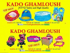 Kado Ghamloush - VIP Prices